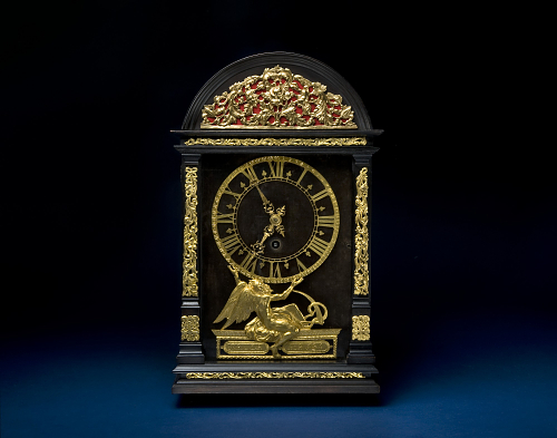 Dutch Bracket Clock late 17th century
