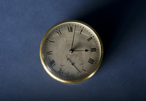 Box Chronometer without Case circa 1825