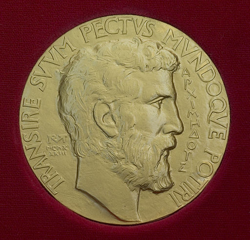 Archimedes on the Fields Medal