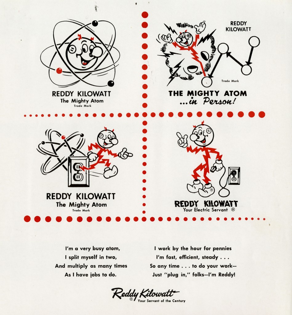 Advertisement reprint from Electrical World, May 20, 1957.