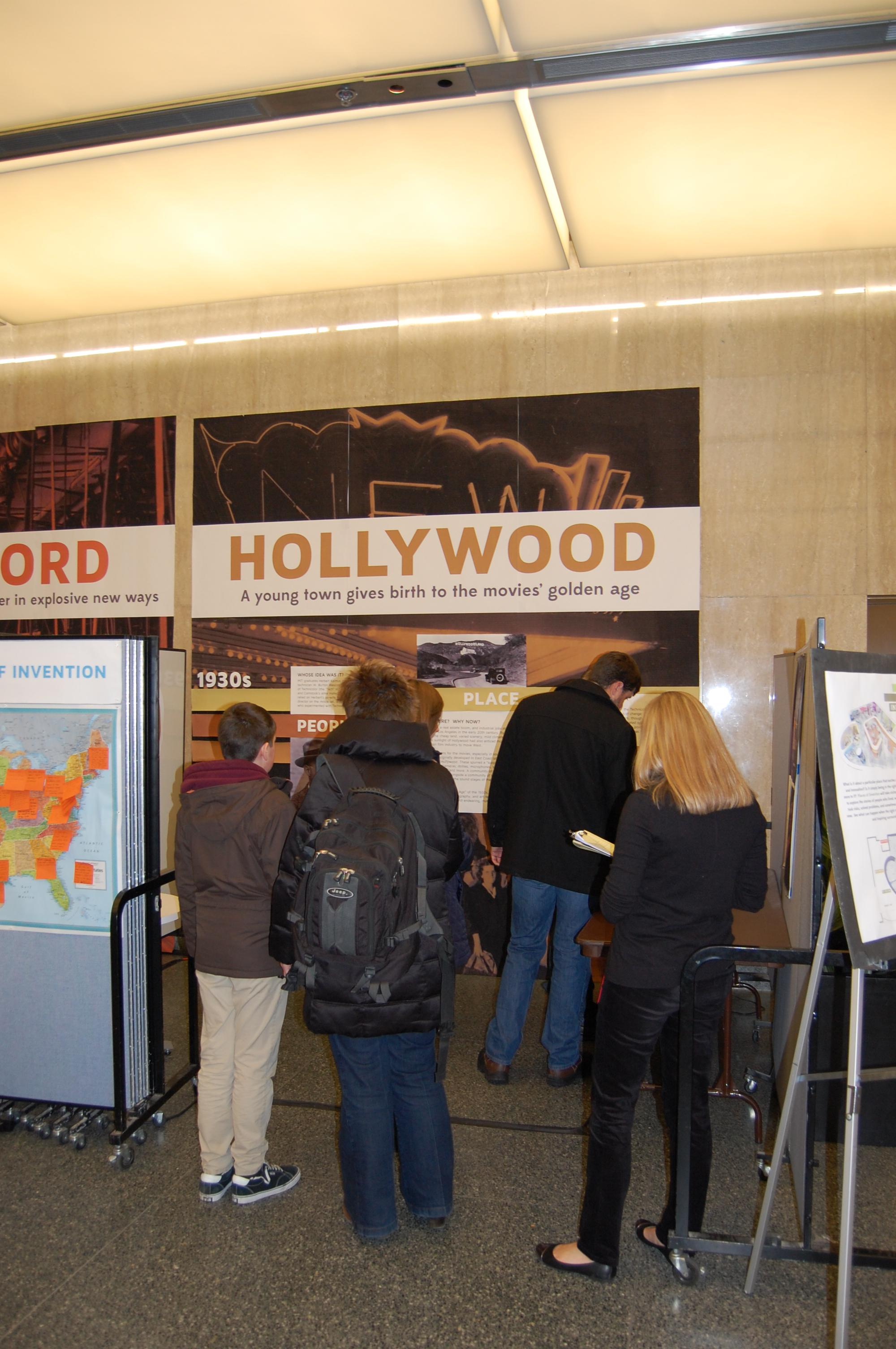 The prototyping process featuring two case studies–Hartford, CT, and Hollywood.