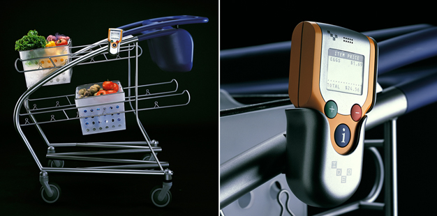 IDEO's prototype shopping cart
