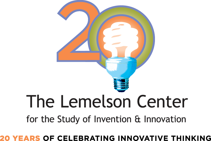 Lemelson Center 20th Anniversary Logo