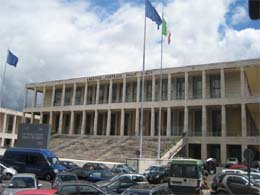 Rome's State Archives in 2012.