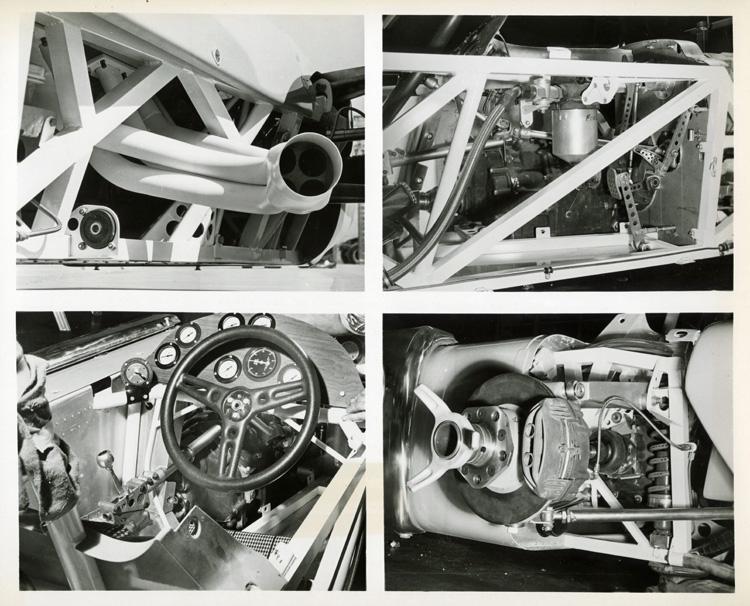 4 close-ups of STP-Novi parts