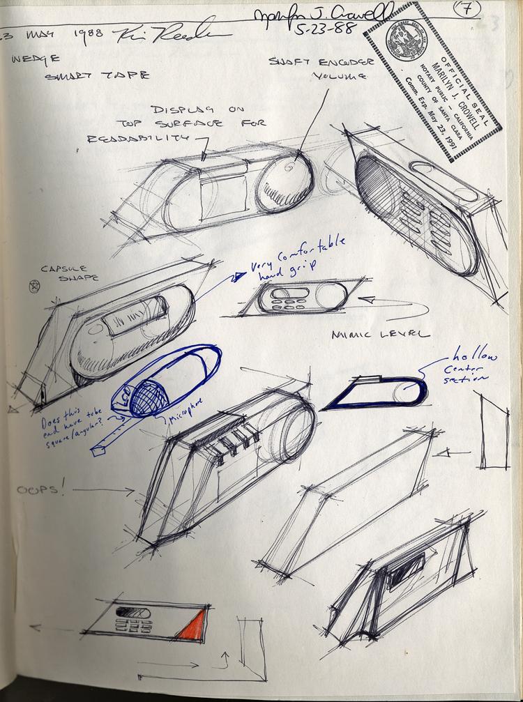 SmartLevel sketches
