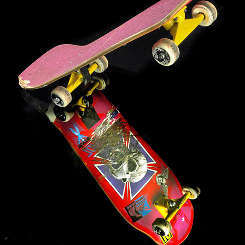 Skateboard Uses: Dude! Tony Hawk Skates Into History
