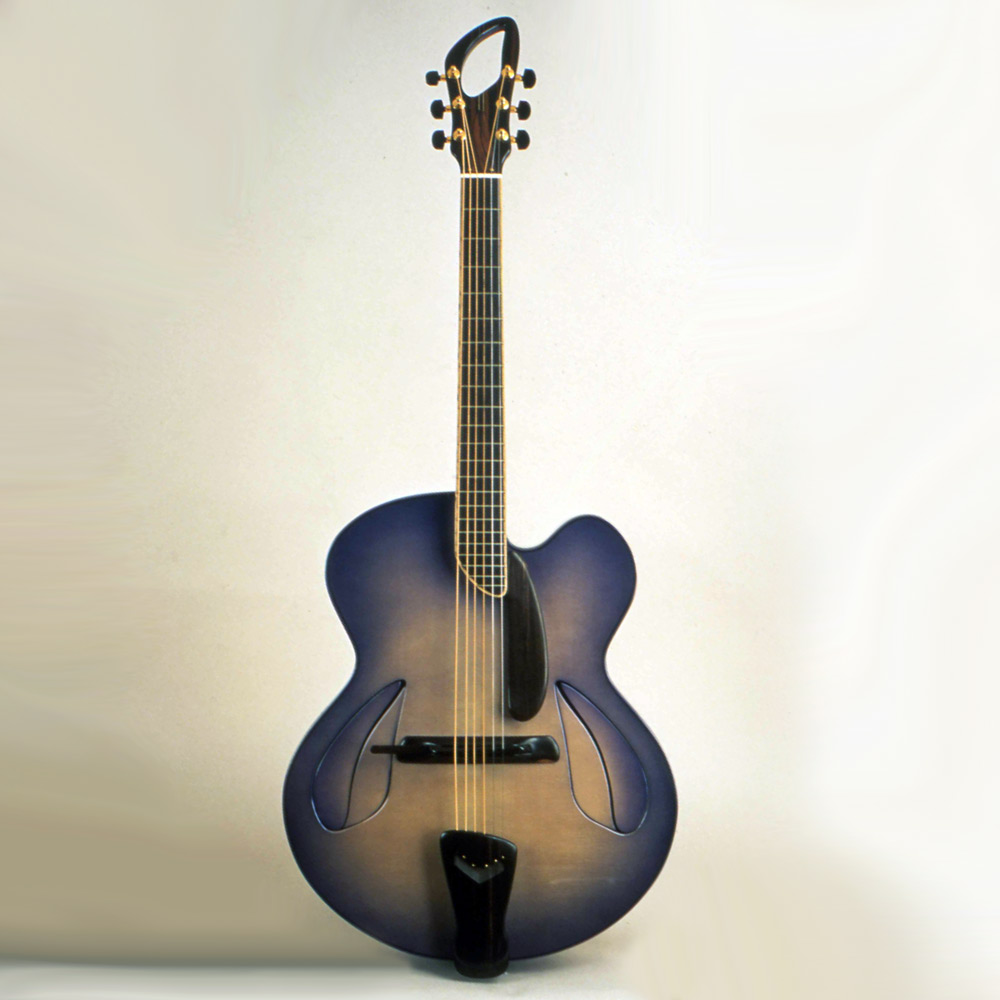 Image of the D'Anquisto Advance Archtop Guitar