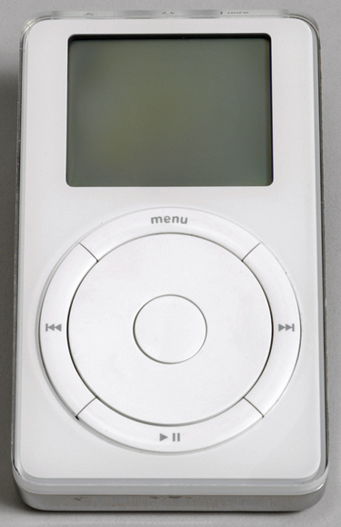 First generation iPod, 2001