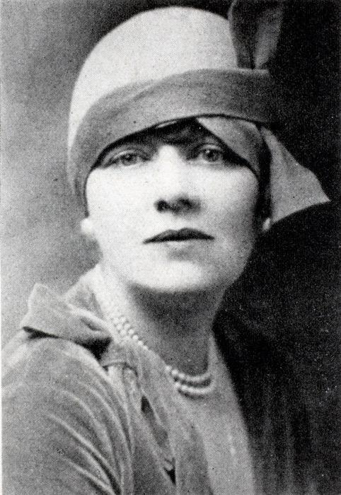 Image of Margaret Hayden Rorke