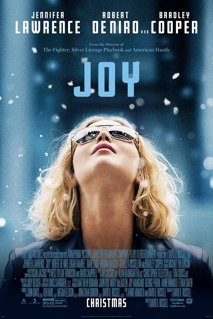 "Promotional poster for the film ""Joy"""