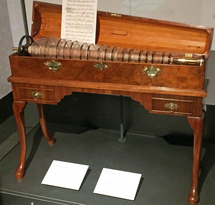 Reproduction glass armonica