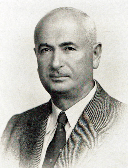 Head shot of Karólyi (Charles) Eisler