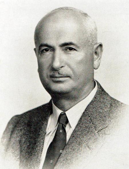 Head shot of Karólyi (Charles) Eisler