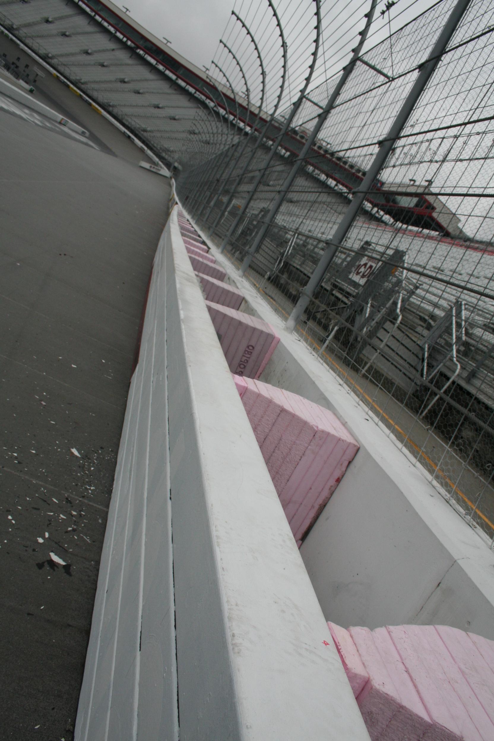 A SAFER barrier.