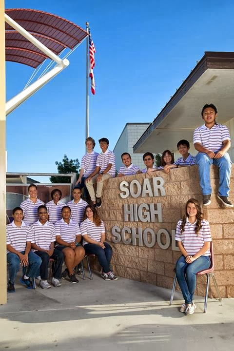 The SOAR InvenTeam has invented a wristband to detect blood alcohol content; image courtesy of SOAR InvenTeam