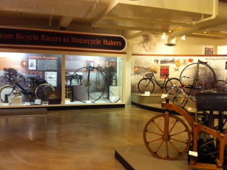A glimpse at the Museum of Springfield History's exhibition on the city's history of innovation.