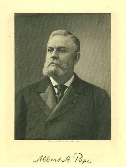 Image of Albert Pope