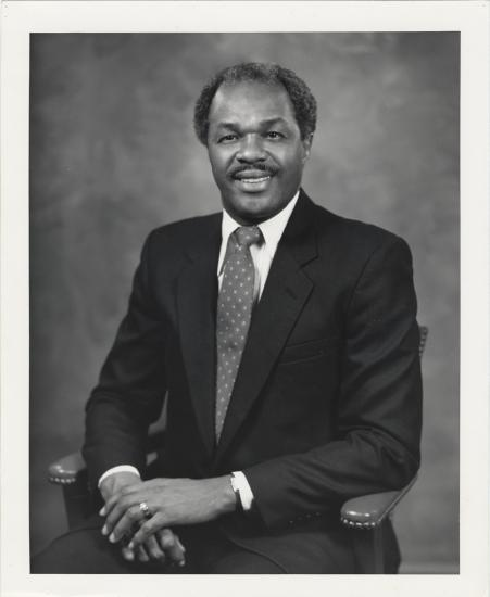 Portrait of Mayor Barry. Scurlock Studio Records, ca. 1905-1994, Archives Center, National Museum of American History.