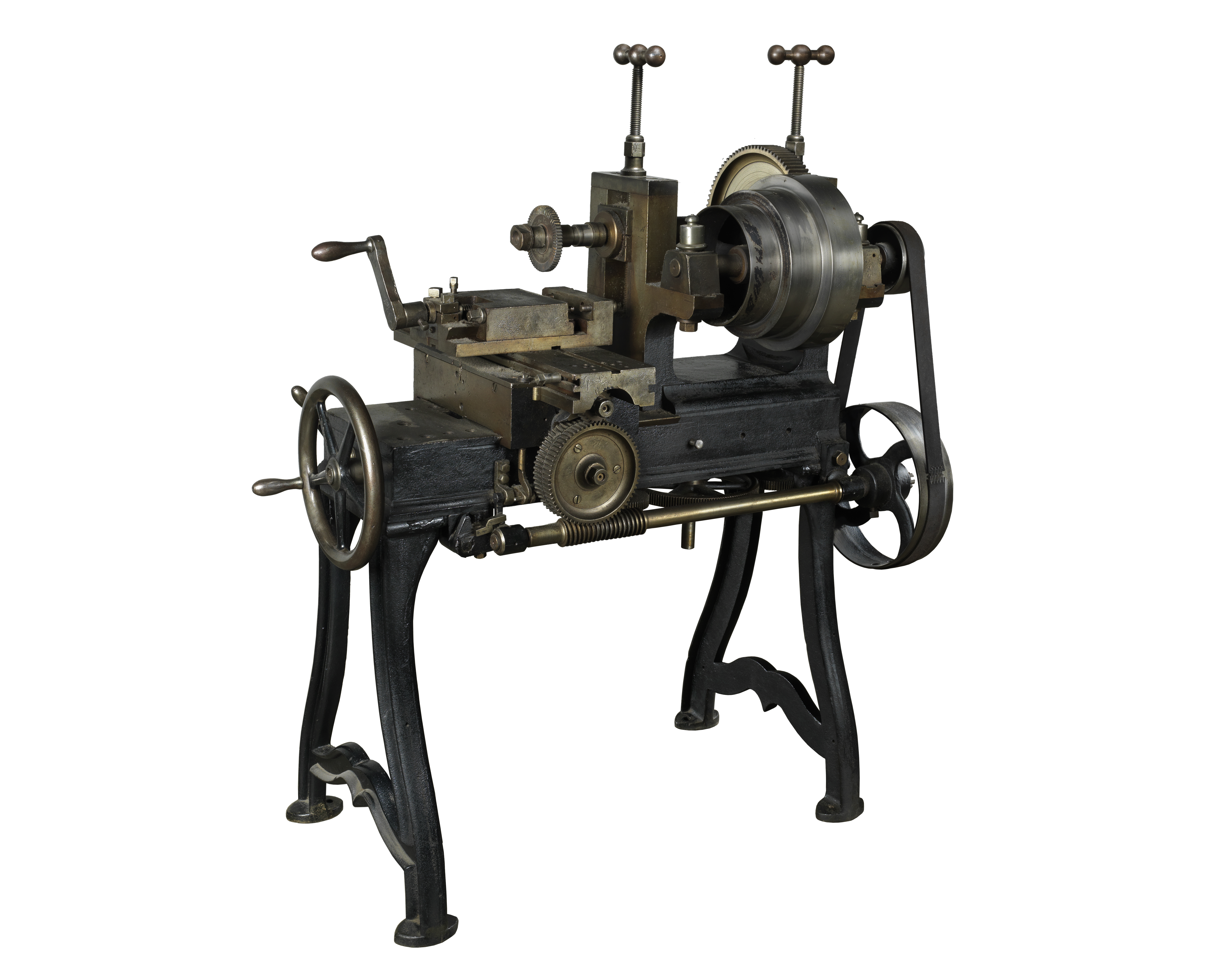 Lincoln Milling Machine, 1861