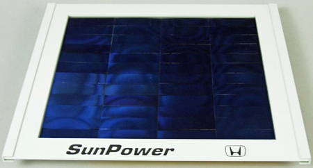 SunPower–Honda solar module, 1994