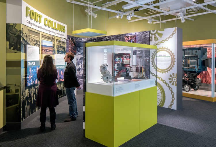 Image of Fort Collins exhibition