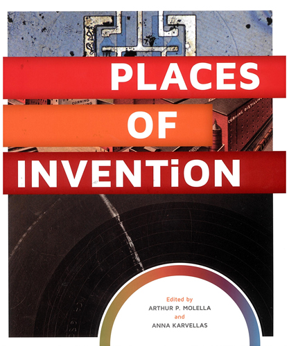 Places of Invention book cover