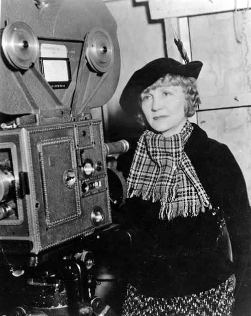 Natalie Kalmus, about 1938