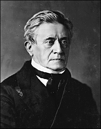 Joseph Henry, first secretary of the Smithsonian