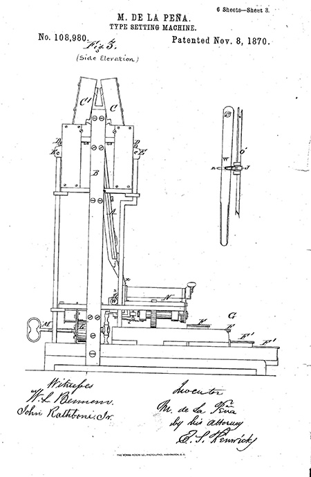 Drawing from patent