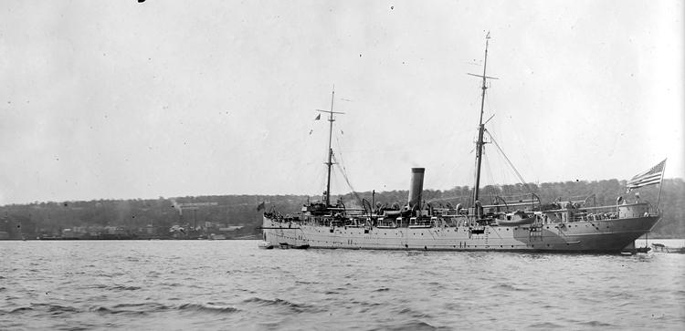 USS Dixie