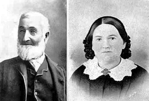 Thomas Edison's parents