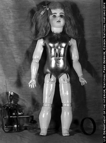 Edison's talking doll