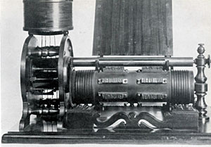 Edison's vote recorder