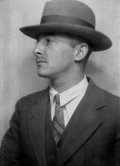 Portrait of Joseph Friedman