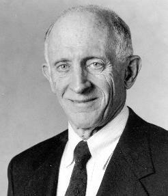 Portrait of Jerome Lemelson