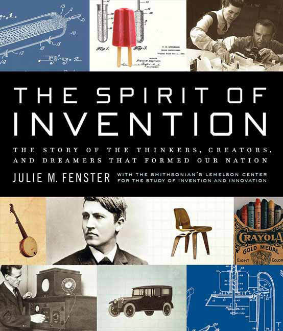 Image of book cover - The Spirit of Invention