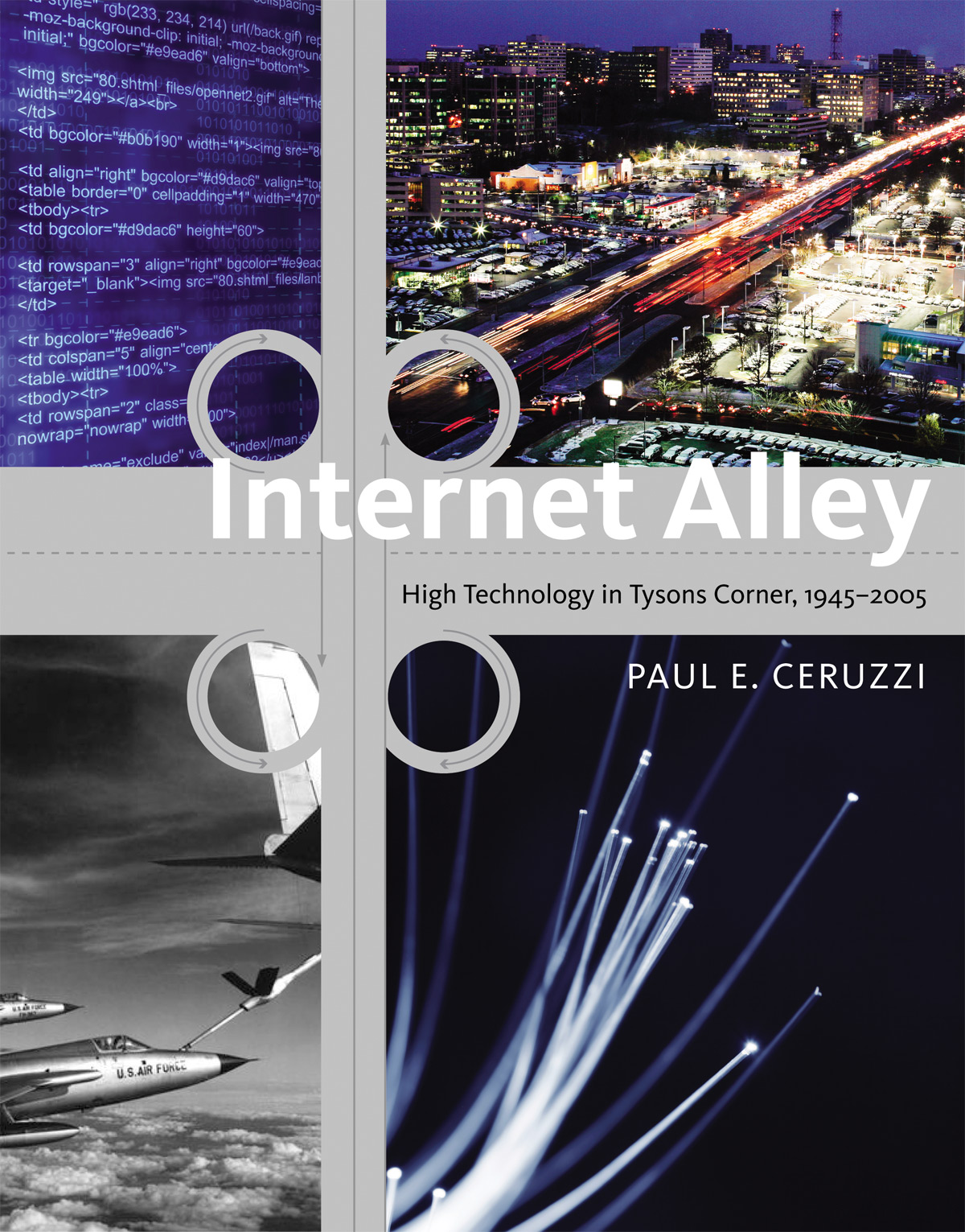 Image of book cover - Internet Alley