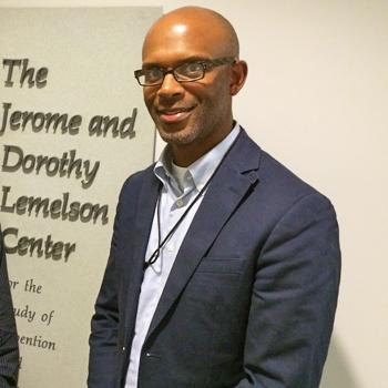 2016 Lemelson Fellow Rayvon Fouche