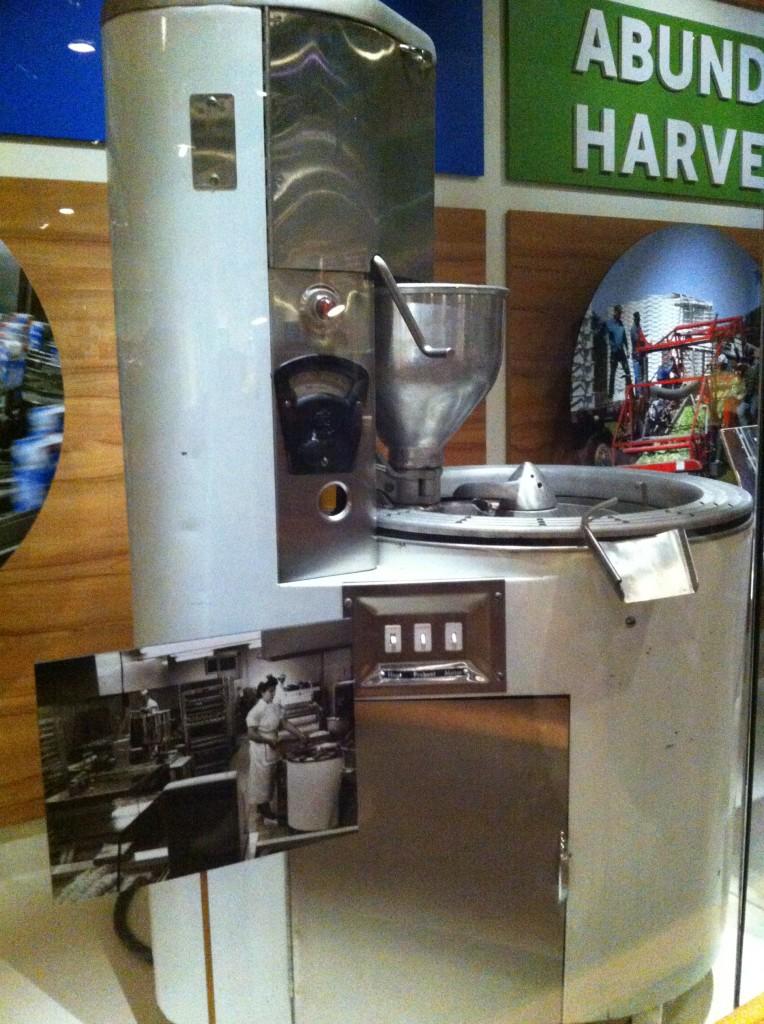 The Ring King Machine from Krispy Kreme.