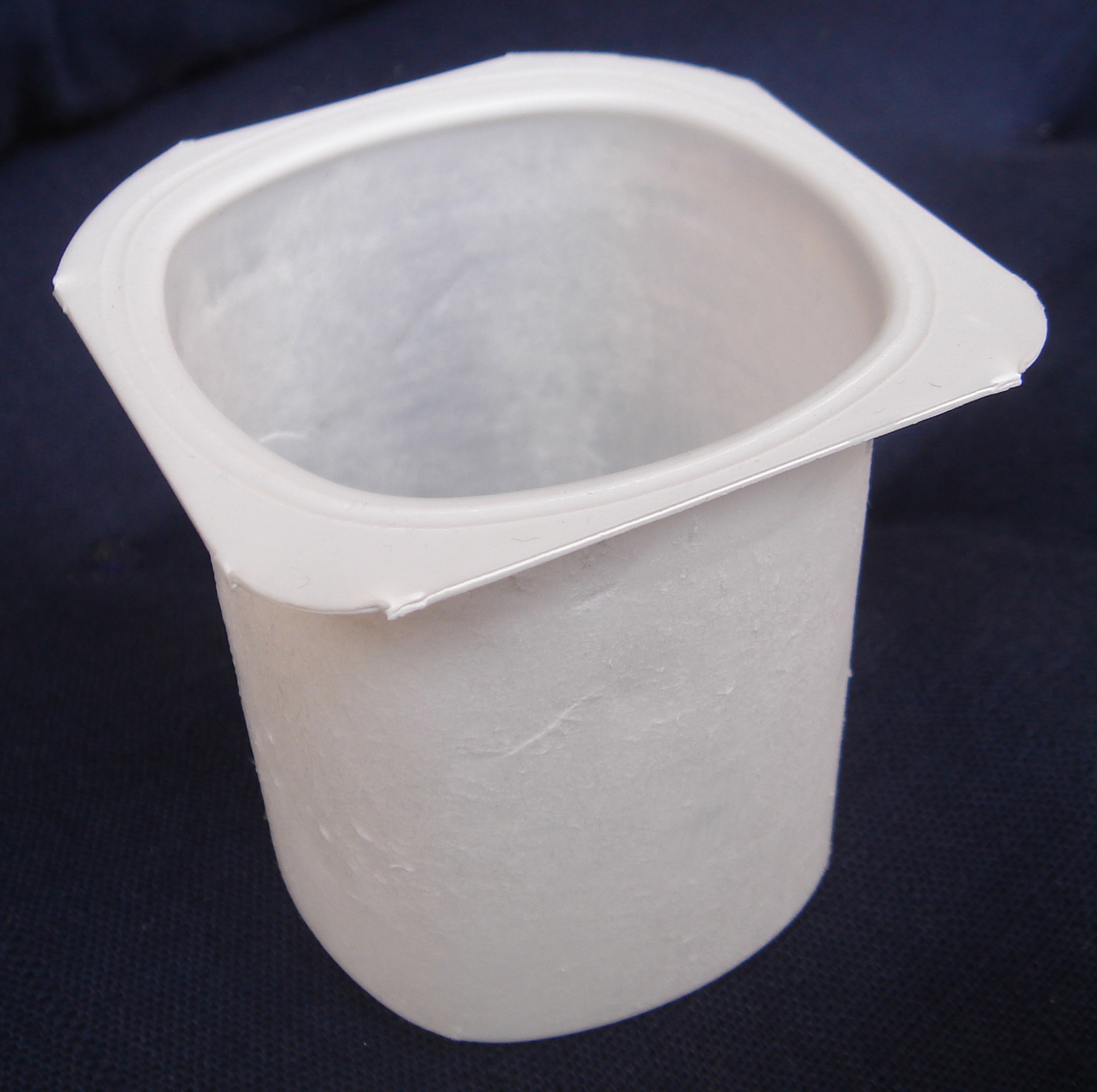 Image of a Yogurt cup