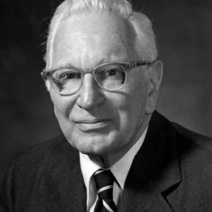Portrait of Charles F. Brannock