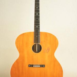 "Photo of Prairie State ""Big Boy"" Acoustic Guitar, 1910"