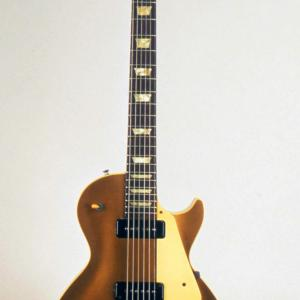 Image of Gibson Les Paul Gold Top Guitar