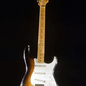 Image of a Fender Statocaster Guitar