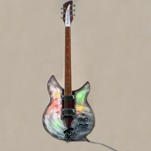 Image of Rickenbacker 331 Light Show Guitar, 1971