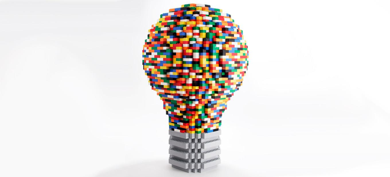 Build a LEGO lightbulb | Lemelson Center for the Study of Invention ...