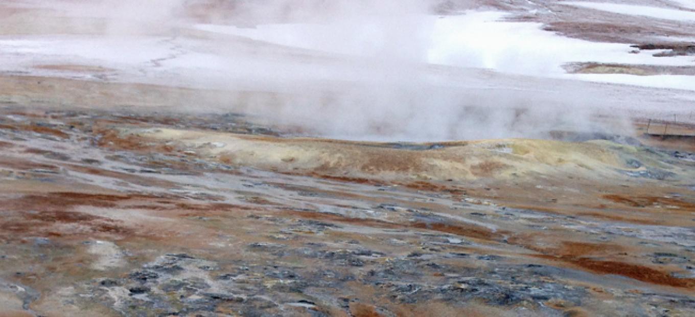 Iceland Geoscape