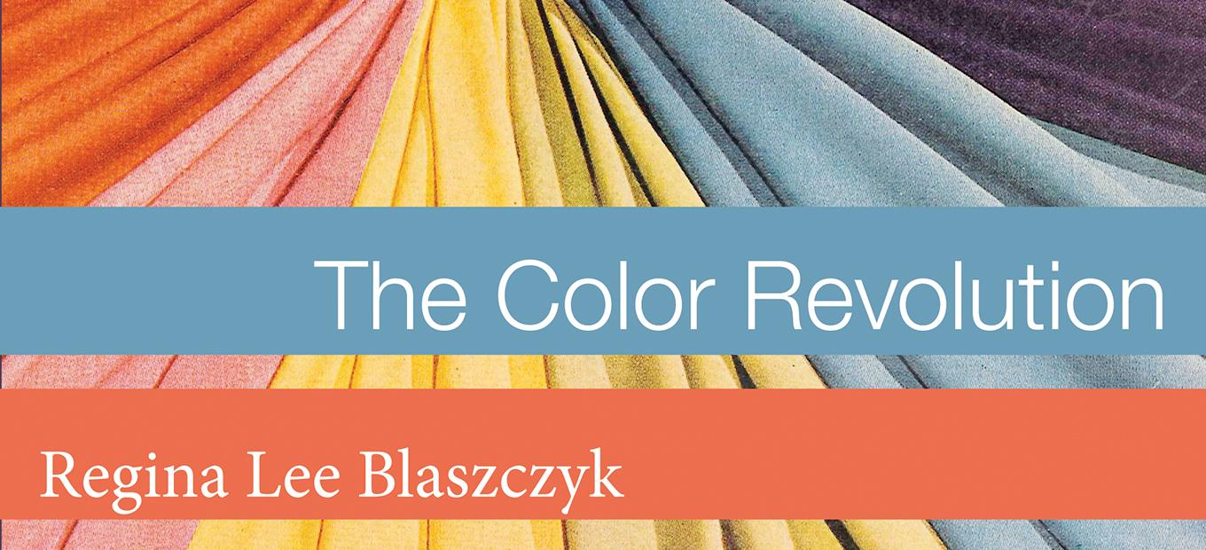 Portion of the cover of The Color Revolution