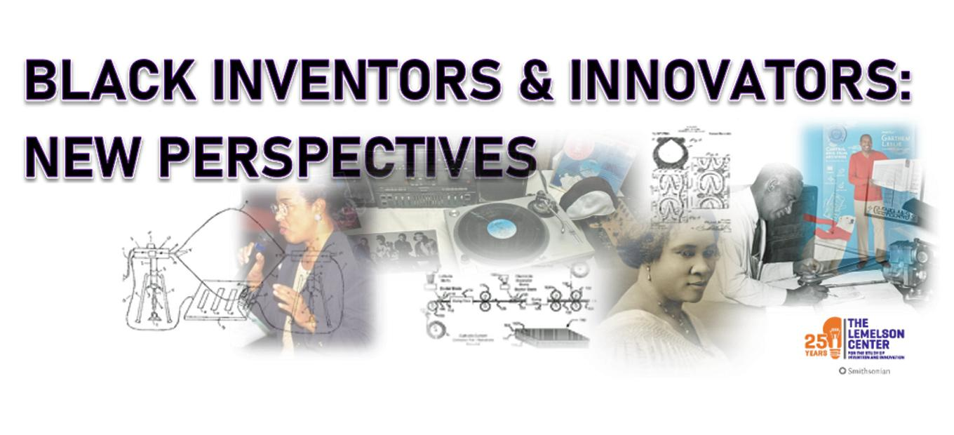 Black Inventors & Innovators: New Perspectives masthead